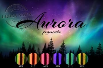 Aurora pigments