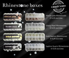 Rhinestone Boxes