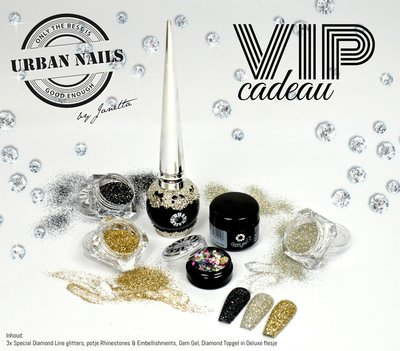 VIP cadeau 31 augustus / 1 september (=ook de verzenddatum van je bestelling)