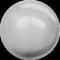 Swarovski Light Grey Pearl