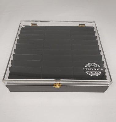 Flipbox actie met 30 zwarte kaartjes