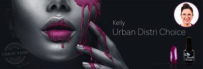 Urban Distri Choice Kelly gelpolish