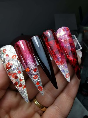 Valentine Glitter Collection