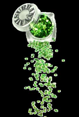 Mardi Grass Glitter 11