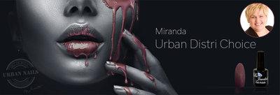 Urban Distri Choice Miranda gelpolish