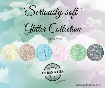 Seriously Soft Glitter Collection