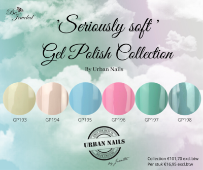 ' Seriously' Soft Gel Polish Collection