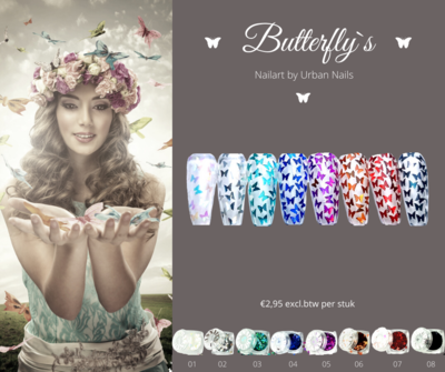 ' Butterfly ' Collection