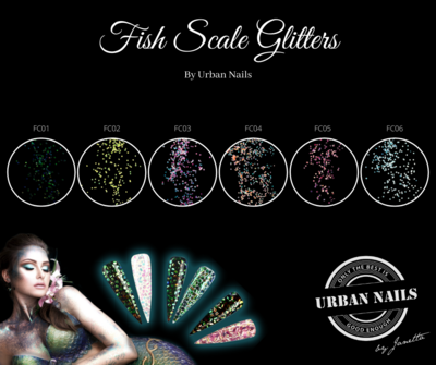 Fish Scales Collection