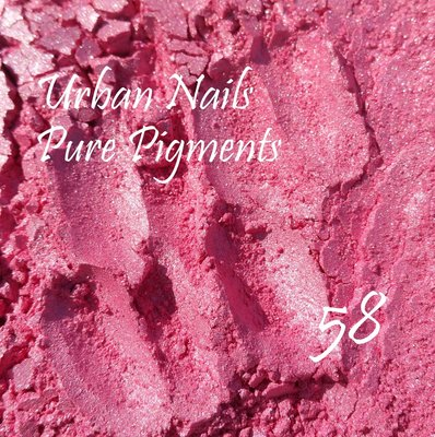 Pure Pigment by Urban Nails nr. 58