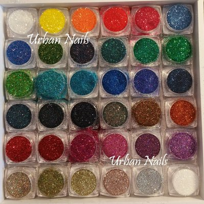 Urban Nails Diamond Line In the Box NR 1 t/m 36 OUTLET