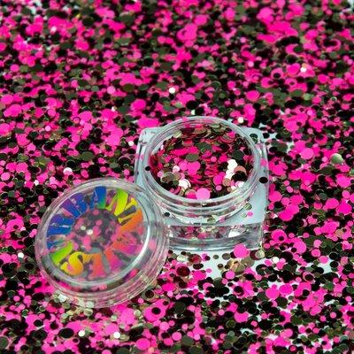 Roly Poly 19 (bordeaux,goud,roze)