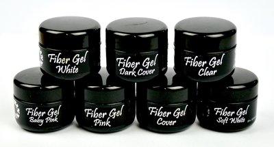 Fiber Gel collectie 6 x 4,5ml