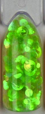Roly Poly 38 (mermaid groen)