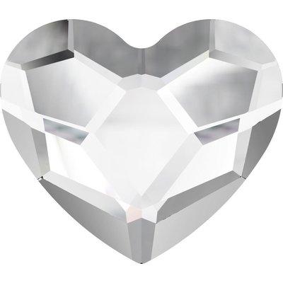 Swarovski Heart Crystal 6mm