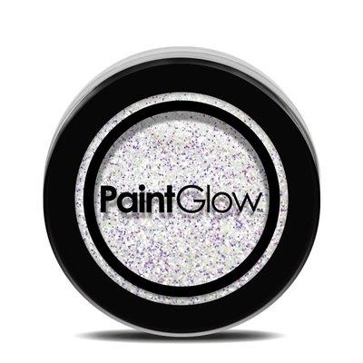 Glitter Shaker white