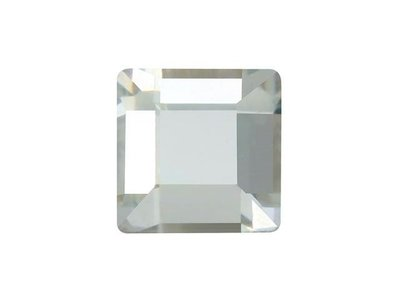 Swarovski Square Crystal 4mm