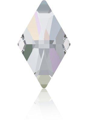Swarovski Rhombus Crystal AB