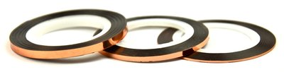 Striping Tape Rose Gold 3mm