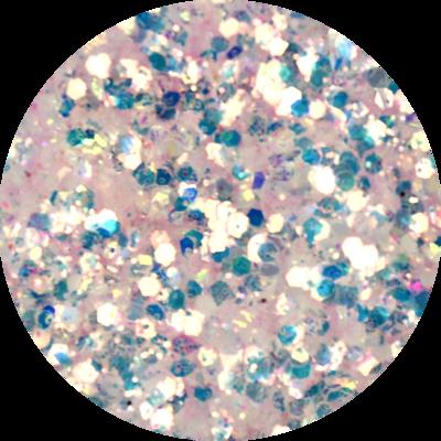 Coral Reef glitter 01