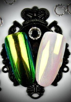 Parelmoer Pigment Groen