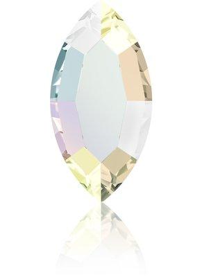 Swarovski Navette Crystal AB 4x2mm