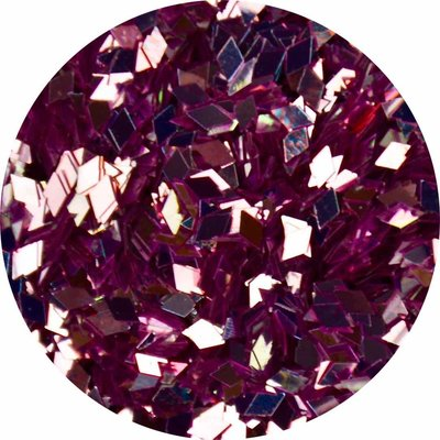 Diamond Shape Violet (klein)