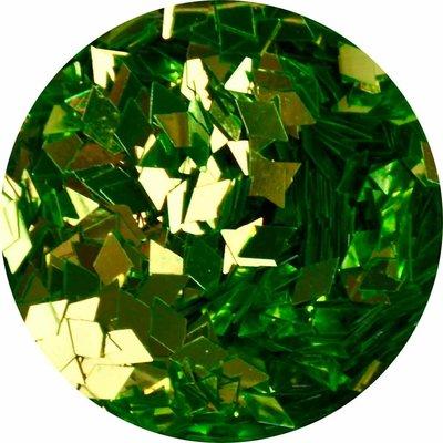 Diamond Shape Groen (groot)