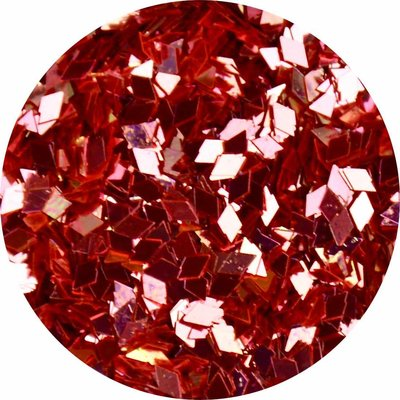 Diamond Shape Licht Roze (klein)