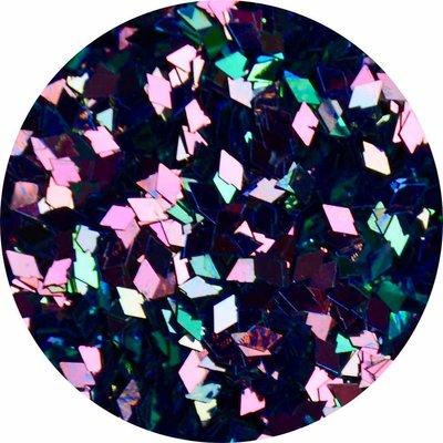 Diamond Shape Blauw/Paars (klein)