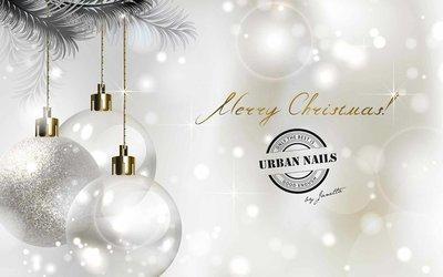 Urban Nails Christmas shopping donderdag 13 december 18.30-22.00