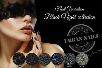 Black Night Next Generation collection