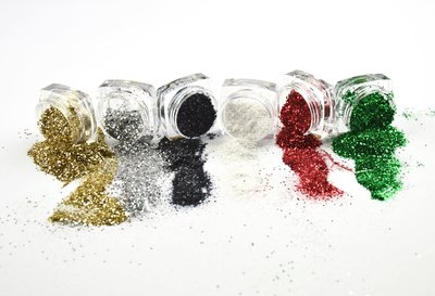 Christmas Collection Glitters