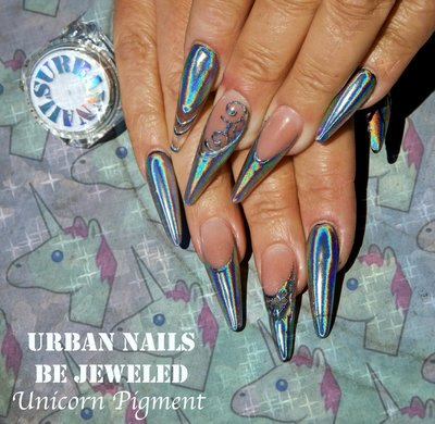 Instructie video: Be Jeweld Unicorn pigment