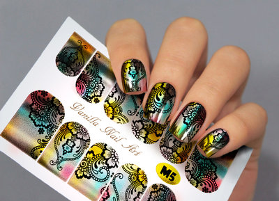 Instructie video Urban Nails Pigment Neon met Vanilla Art Design