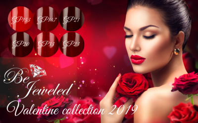 Be Jeweled Valentine Collection