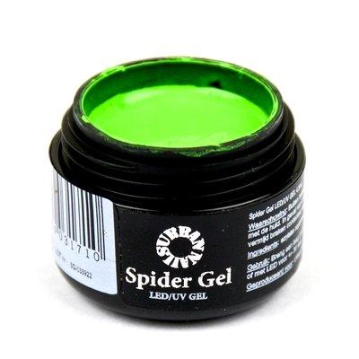 Urban Nails Spider Gel Neon Green