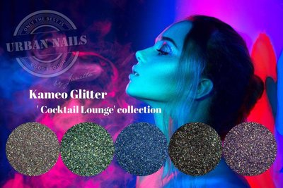 Urban Nails Kameo Glitter ´Cocktail Lounge´ Collection