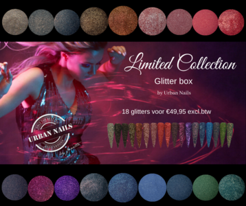 Limited Collection Glitter Box