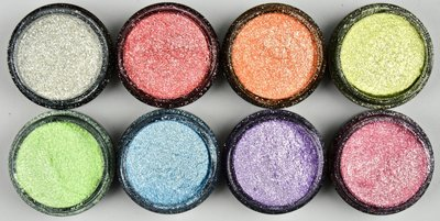 Pure Pigments Pastel Collection