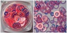 Inlay Line 15 hologram baby roze