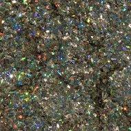 Shattered Glass 10 hologram pistache groen