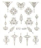 Urban Design sticker STZ-609