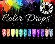 Color Drops Collectie (12 stuks)