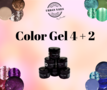 Color Gel Actie 4 + 2